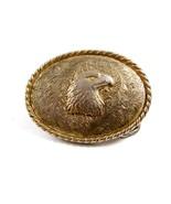 Ladies Western American Eagle Head Belt Buckle ... - $8.99