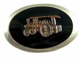 1970'S Steam Tractor Belt Buckle 82114 - $54.99