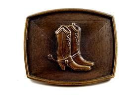 Western Cowboy Boots Belt Buckle - $22.49