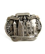 West Bend Wisconsin Belt Buckle Marked PROOF By... - $220.49