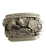 1984 Federal Managers Assoc. Belt Buckle Marked... - $220.49