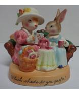 Avon Precious Moments Rabbits WHICH SHADE DO YOU PREFER? 1980 - $19.99