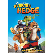 Over the Hedge DVD, Full Screen - $1.95