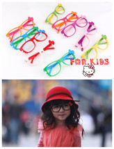 Kid Toy Costume Lovely Cute Fashion Whisker Bow Tie Glass Frame Eyewear ... - $6.99