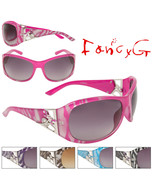 12 Assorted Women Fashion Sunglasses Dragonfly Design Style UV 400 Prote... - $49.49