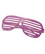 Large Size Neon Party Rave EDM EDC Eyewear Shades Adult Glasses Frame Pu... - $5.93