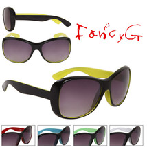 12 Assorted Unisex Fashion Sunglasses Fashion Tone UV 400 Protection - $49.49