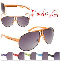 12 Assorted Unisex Fashion Sunglasses Fashion Sporty Style UV 400 Protec... - $49.49