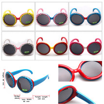 Kid Toy Costume Lovely Cute Fashion Cool Style UV 400 Sunglass Frame Eyewears - $7.99