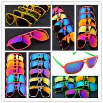 Stylish Sunglasses Fashion Unisex Women Men Color UV Shade Cool Design G... - $5.99