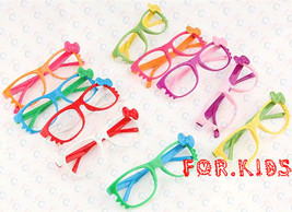Super Cute Costume Glass Frames for Kids NO LENS Cat Eye Whisker Bowknot Cosplay - $8.90+