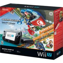 Nintendo Wii U Mario Kart 8 Console Deluxe Set - $518.45