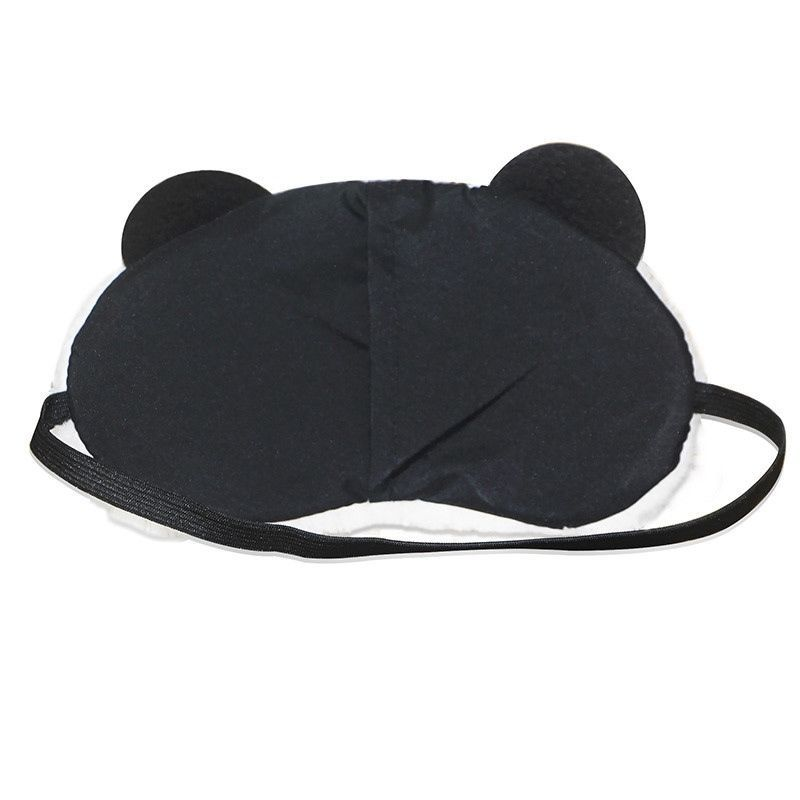 3D Panda Sleeping Eye Mask Nap Eye Shade Cartoon Blindfold Sleep Eyes Cover