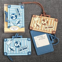 Suitcase Design Luggage Tag - 2 assorted - from gifts by fashioncraft  - $104.99