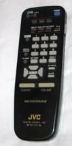 JVC RM-C672 MASTERCOMMAND TV VCR CATV REMOTE CONTROL OEM FREE SHIPPING U.S.A. - $13.70