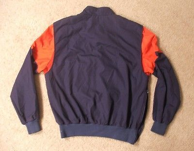 Ossi Blue & Red Light Weight Winter Ski Jacket Pullover Size XL Mens Coat image 2