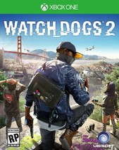 Watch Dogs 2 XBOX One Brand New Free Shipping - $50.00