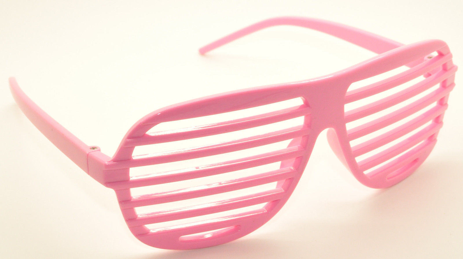Large Size Neon Party Rave EDM EDC Eyewear Shades Adult Glasses Frame Pink