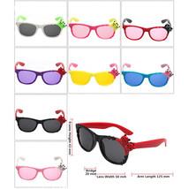 Kid Toy Costume Lovely Cute Fashion Cool Style UV 400 Sunglass Frame Eyewears image 5