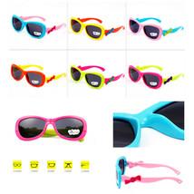 Kid Toy Costume Lovely Cute Fashion Cool Style UV 400 Sunglass Frame Eyewears image 2