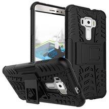 ZenFone 3 ZE552KL Case,XYX [Black] [Kickstand][Shock Absorption] Dazzle ... - $3.95