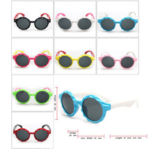 Kid Toy Costume Lovely Cute Fashion Cool Style UV 400 Sunglass Frame Eyewears image 3