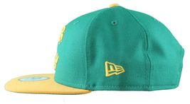 Crooks & Castles New Era Purple/Yellow or Khaki Chain C Snapback Hat image 6