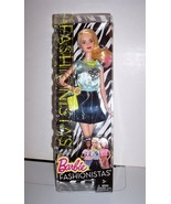 Mattel Barbie FASHIONISTAS CJY43 LA GIRL Blonde... - $18.81