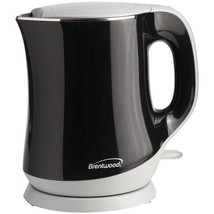 BRENTWOOD KT-2013BK 1.3L Cool-Touch Electric Ke... - $42.16