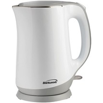 BRENTWOOD KT-2017W 1.7L Cool-Touch Electric Kettle - $41.04