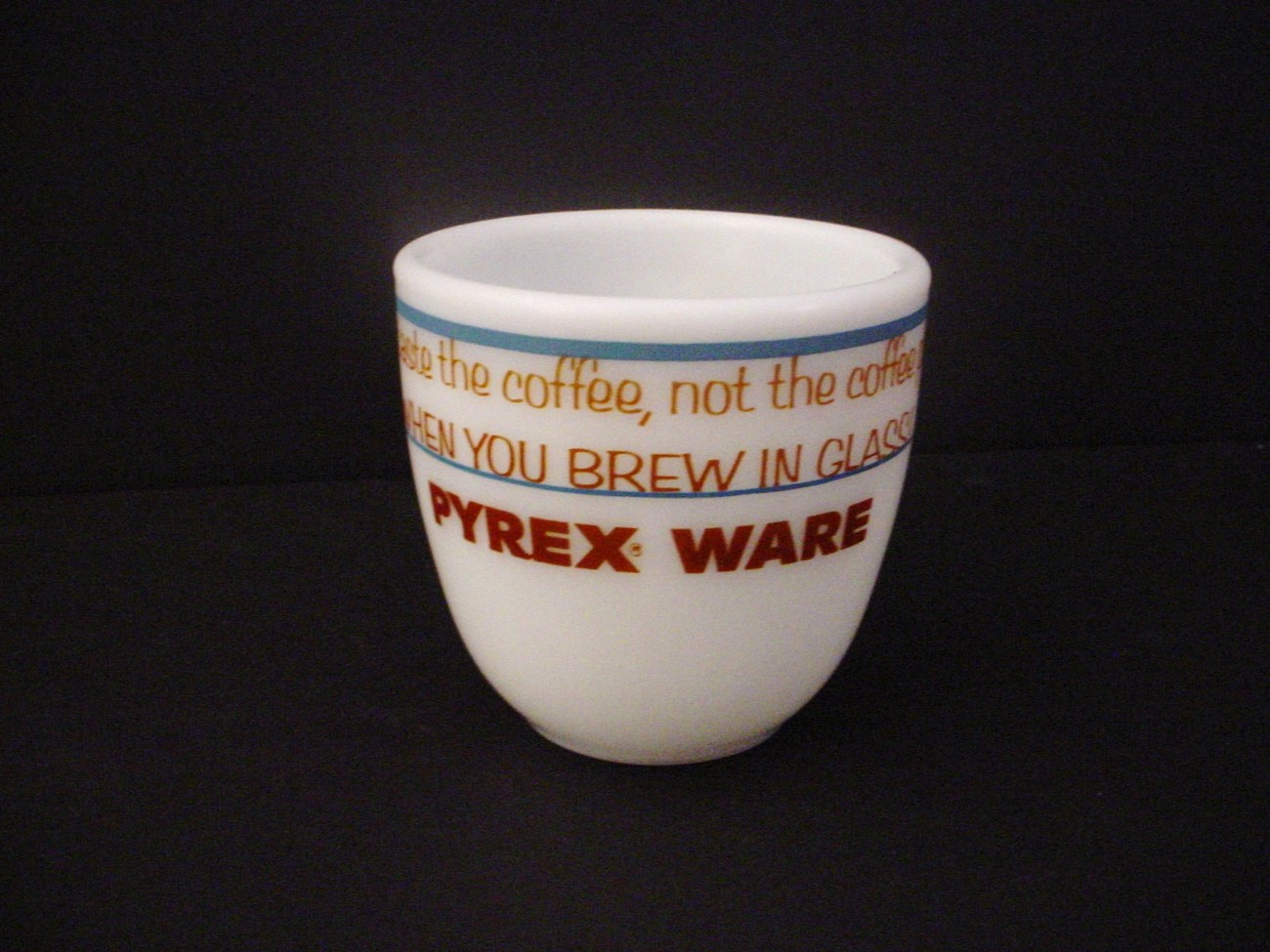 Pyrex Corning Ware Advertisment Coffee Mug Cup Promotional