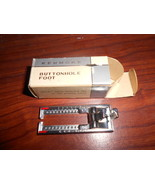 Sears Kenmore 158.523 Buttonholer #60854 New In Box Low Shank - $9.00