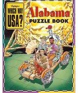 Alabama Puzzle Book (Which Way USA?) [Paperback] Karen Richards - $7.87