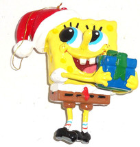 Spongebob Squarepants Ornament Santa Christmas Holiday Nickelodeon Kurt ... - $29.95