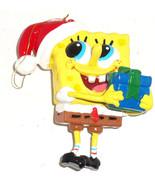 Spongebob Squarepants Ornament Santa Christmas Holiday Nickelodeon Kurt ... - $29.95