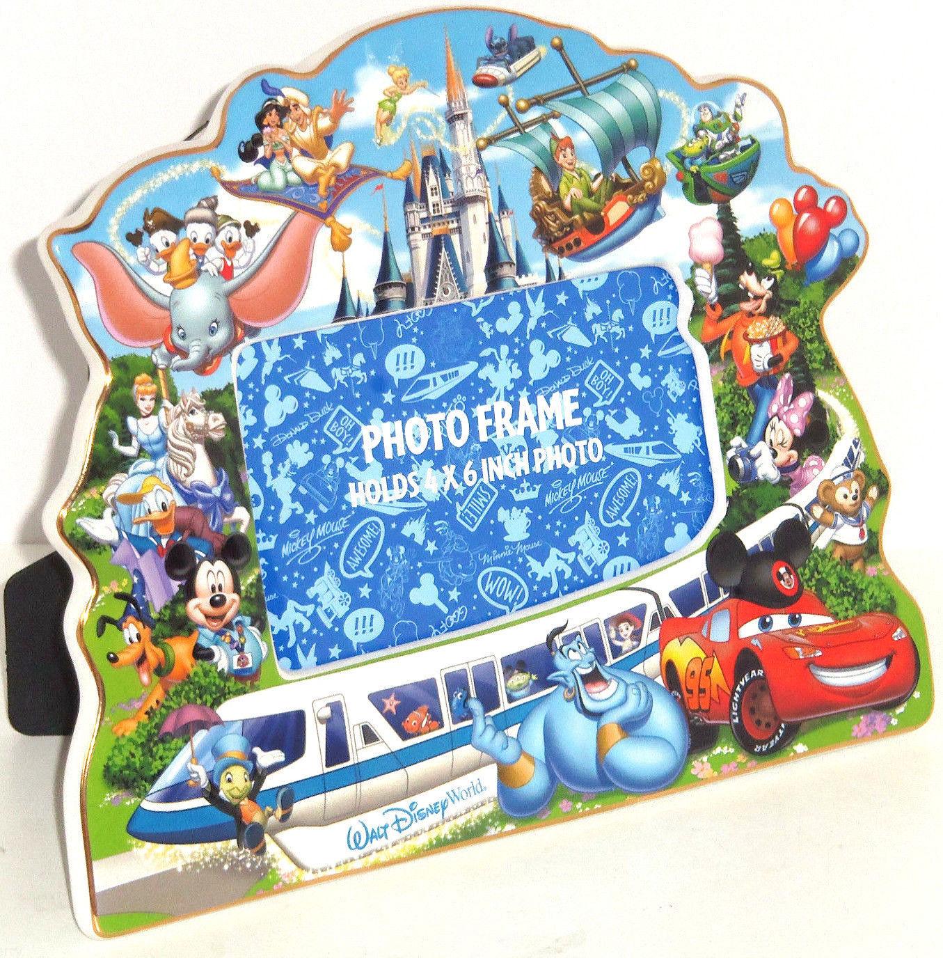 Walt Disney World Storybook Photo Frame and 17 similar items