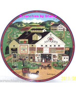 Peppercricket Farms Collector Plate Antiques Country Store Charles Wysocki - $16.97