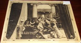 unknown 1920s Paramount Famous Players Lasky Lobby Card - $19.99