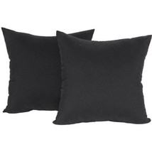 Mainstays 2 Microfiber Twill Pillow long-lastin... - $18.79