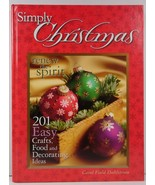 Simply Christmas by Carol Field Dahlstrom  - $4.99