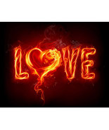INTENSE LOVE SPELL  X10 CASTING Haitian Traditional Powerful BLACK Voodoo magic  - $19.90