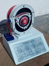 Wankel Rotary Engine Model - Hand Powered - $149.24