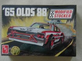 FACTORY SEALED AMT Modified Stocker '65 Olds 88 #30143 Ltd Edition Vtg S... - $28.99