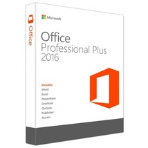 Microsoft Office 2016 Professional Plus Key for... - $120.00