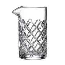 Cocktail mixing Glass 550ml Commercial Restaurant Pub Bar Hotel - $39.63