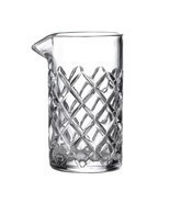 Cocktail mixing Glass 550ml Commercial Restaurant Pub Bar Hotel - ₨2,576.43 INR