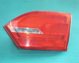 2011 VW JETTA RIGHT SIDE INNER TAIL LAMP DECK LID MOUNTED 33K OEM  image 1
