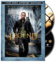 I Am Legend, 2 Disc Special Edition, DVD - $7.95