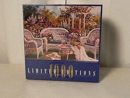 Summer Rhapsody by Erin Dertner Limited Edition 1000 Piece Jigsaw Puzzle... - $17.82