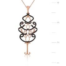 925 Sterling Silver El Vedud Necklace - $67.92